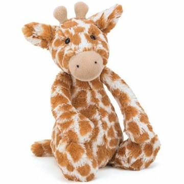 Jellycat Bashful Giraffe, Medium