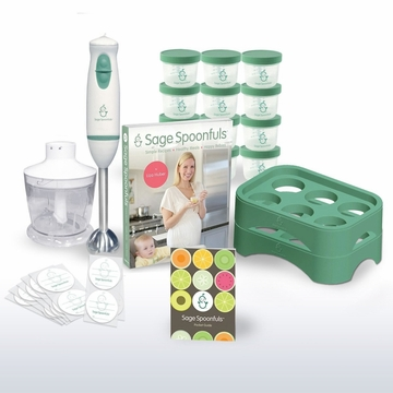 Sage Spoonfuls The Let�s Get Started Package