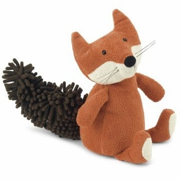 Jellycat Noodle Fox, Medium