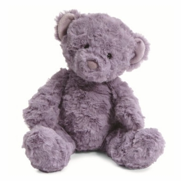 Jellycat Souffle Bear in Lavender, Small