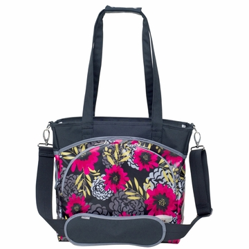 JJ Cole Mode Bag - Midnight Dahlia