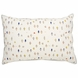 Auggie Quilted Decorative Pillow Cover in Robot March