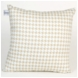 Glenna Jean Central Park Houndstootch Check Pillow