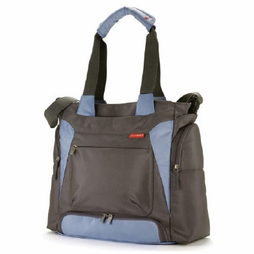 Skip Hop Bento Meal-To-Go Diaper Bag - Gray/Blue