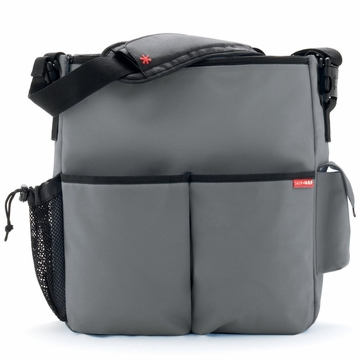 Skip Hop Duo Diaper Bag - Gray
