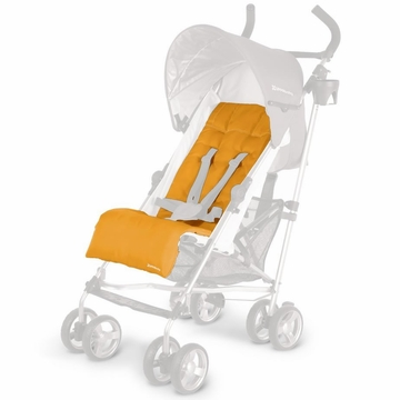 UppaBaby G-Luxe Replacement Seat Pad - Ani (Orange)