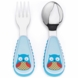 Skip Hop ZOO Utensil Set - Owl