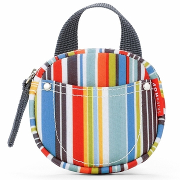 Skip Hop Pacifier Pocket - Metro Stripe
