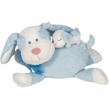"Kids Preferred 10"" Mama-Baby Puppy Action Musical"