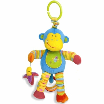 Kids Preferred Citrus Punch Activity Monkey