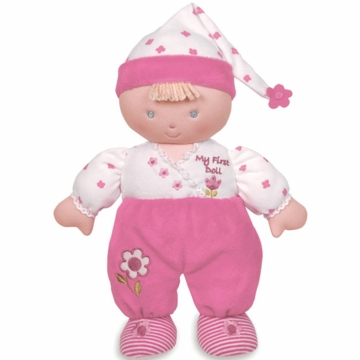 "Kids Preferred 11"" My First Doll - Hailey"