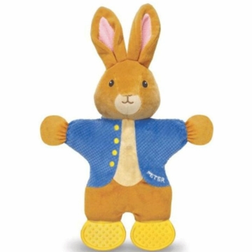 "Kids Preferred 12"" Petter Rabbit Teether Toy"