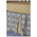 Caden Lane Vintage Gray 2 Piece Crib Bedding Set (Limited Edition)