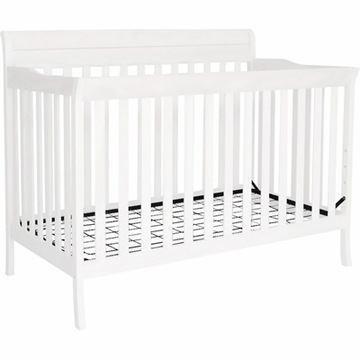 DaVinci Tyler Crib 5-Piece Nursery Set in White