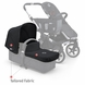 Bugaboo Donkey Tailored Fabric Set - Black