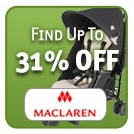 Maclaren Sale Items