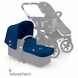 Bugaboo Donkey Tailored Fabric Set - Royal Blue