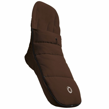 Bugaboo Universal Footmuff in Dark Brown