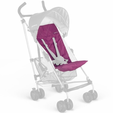 UppaBaby G-Lite Replacement Seat Pad - Makena (Magenta)