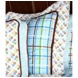 Caden Lane Standard Sham in Boutique Blue