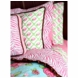Caden Lane Big Kid Twin Duvet Cover in Boutique Pink