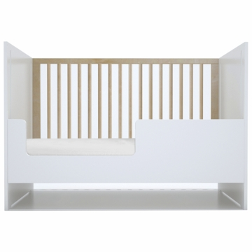 Spot on Square Oliv Daybed Conversion in White