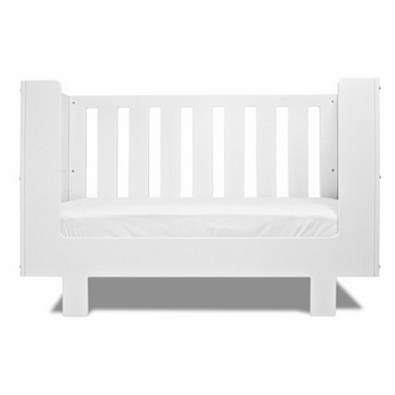Spot on Square Eicho Daybed Conversion in White