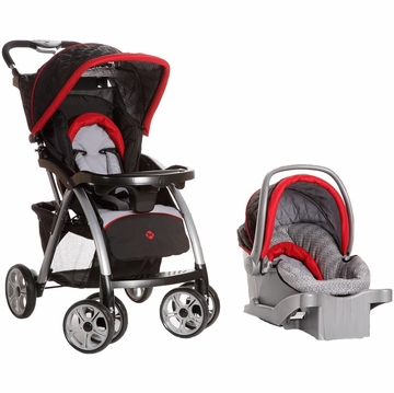 Safety 1st Saunter Luxe Travel System - Rosehill
