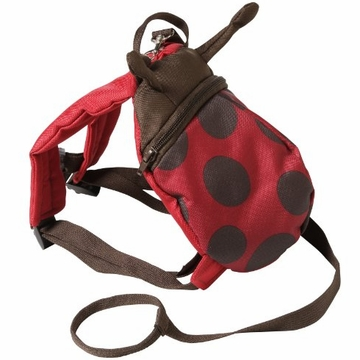 Safety 1st Stay Close Harness Pal - Ladybug