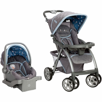 Safety 1st Disney Saunter Luxe Travel System - Dumbo