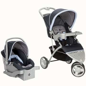 Safety 1st 3-Ease Travel System - Midnight