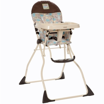 Cosco Slim Fold High Chair - Kontiki