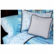 Caden Lane Big Kid Twin Duvet Cover in Classic Blue