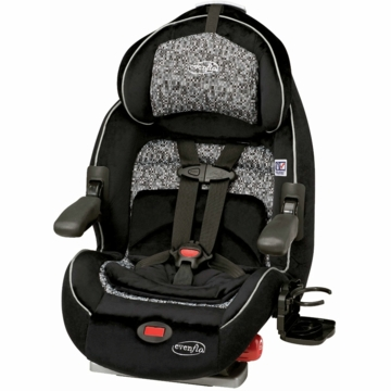 Evenflo Generations 65 Booster Car Seat in Mega Pixel