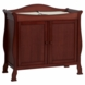 DaVinci Parker 2 Door Changer in Cherry Pine