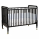 DaVinci Jenny Lind 3-in-1 Stationary Convertible Crib Ebony