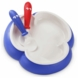 BabyBj�rn Plate and Spoon in Blue
