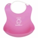 BabyBj�rn Soft Bib in Pink