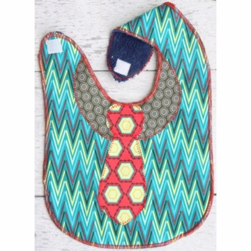 Caden Lane Toddler Bib - Light Bright (Limited Edition)