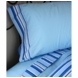 Caden Lane Big Kid Twin Sheet Set in Luxe Blue