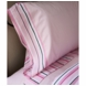 Caden Lane Big Kid Twin Sheet Set in Luxe Pink
