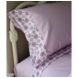 Caden Lane Big Kid Twin Sheet Set in Modern Vintage Pink