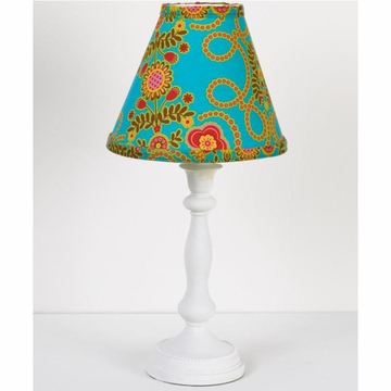 Cotton Tale N. Selby Gypsy Lamp & Shade