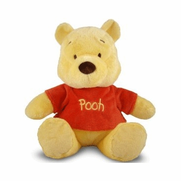 "Kids Preferred 14"" Winnie the Pooh Large Plush"