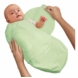 Summer Infant SwaddleMe Small Cotton Knit in Green