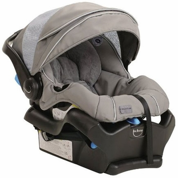 Teutonia T- Tario 35 Infant Car Seat in Sterling Silver