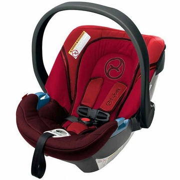 Cybex Aton Infant Car Seat - Chili Pepper