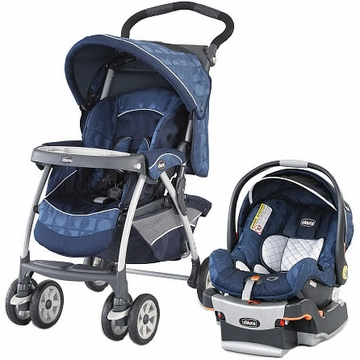 Chicco Cortina KeyFit 30 Travel System - Azura