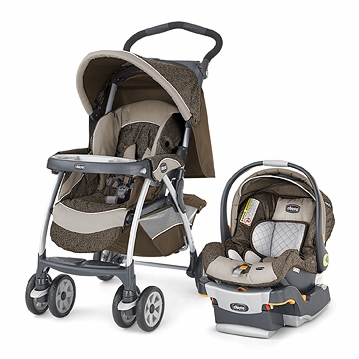 Chicco Cortina KeyFit 30 Travel System - Endless