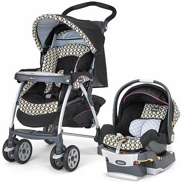 Chicco Cortina KeyFit 30 Travel System - Martini